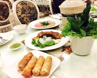 ベトナム料理コースの写真・画像素材[815552]