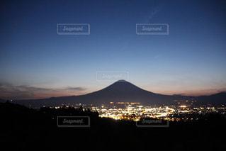 夜景の写真・画像素材[829369]