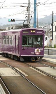 京都の路面電車の写真・画像素材[919840]