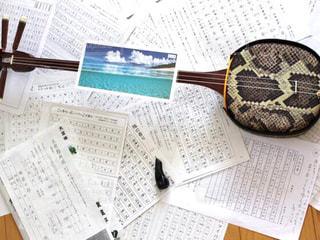 沖縄の風~三線の音色に乗せて~の写真・画像素材[919866]