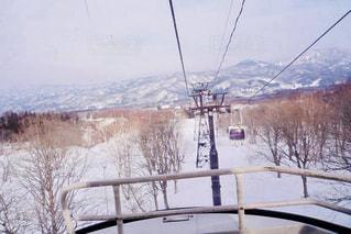 リフトからの眺めの写真・画像素材[931823]