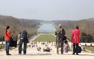 ヴェルサイユ宮殿の庭 - No.1030786