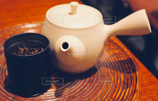 ほうじ茶タイムの準備 - No.1055893