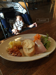 ランチ,前菜,キナリ
