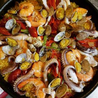 料理は料理でいっぱいです。の写真・画像素材[771471]