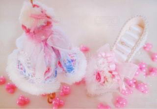ピンクの花のグループ - No.871369