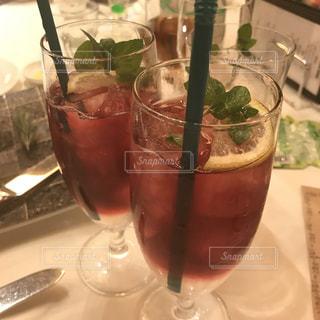 ワインのガラスの写真・画像素材[943927]