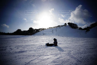 雪,白,スキー場,スノーボード
