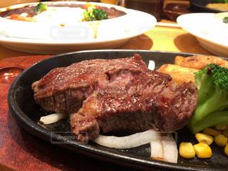 食べ物,食事,ランチ,テーブル,皿,肉,おいしい