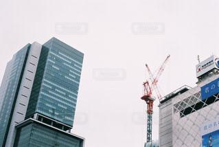 都市の高層ビルの写真・画像素材[720766]