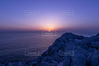 夕日の写真・画像素材[1197221]