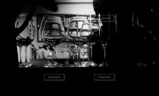 ワイングラスの写真・画像素材[1627436]