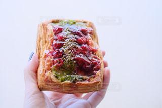 ベリーのパイの写真・画像素材[1763702]