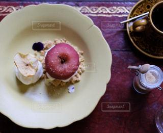 カフェ,フルーツ,りんご,おいしい,cafe,fruit,Apple,yummy