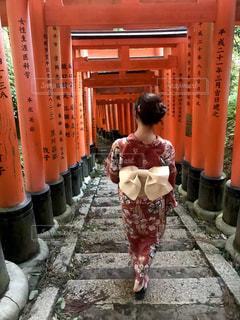 浴衣de京都の写真・画像素材[1665829]