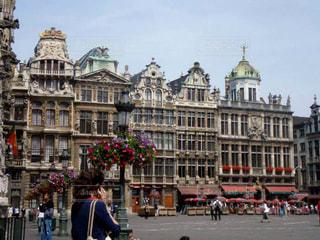 海外,旅行,広場,ベルギー,グランプラス,世界一美しい広場,ブリッュセル