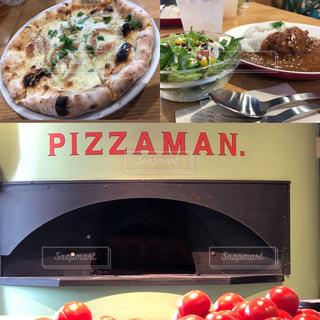#ランチ,#ピザ,#いちじく,#ゴルゴンゾーラ,#季節のピザ