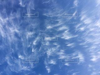 珍しい雲の写真・画像素材[2412483]
