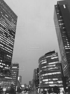 都市の高層ビル - No.814286