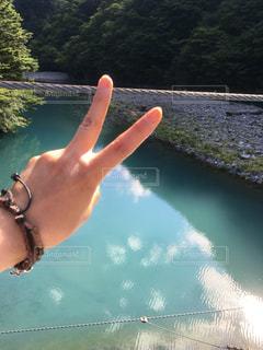 自然,風景,緑,水面,光,ジェスチャー