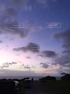 空の雲の写真・画像素材[768761]