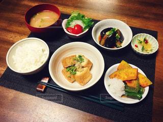 和食ごはんの写真・画像素材[771774]