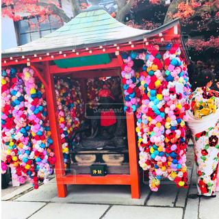神社参拝 - No.1014816