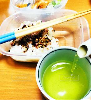 お昼ご飯には煎茶(*^ω^*) - No.1046422