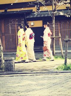 女子3人旅人の写真・画像素材[1232838]