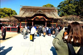 太宰府天満宮への写真・画像素材[1727853]