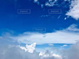 富士山からの空写真の写真・画像素材[1860890]