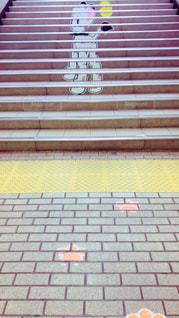 可愛い階段の写真・画像素材[2146846]
