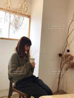 人気カフェの写真・画像素材[2251627]