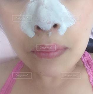 鼻パックの写真・画像素材[2325922]