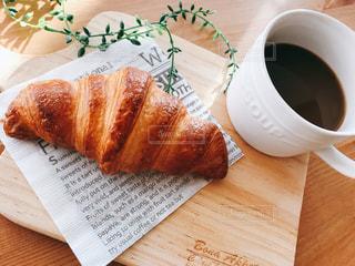 暖かな朝食の写真・画像素材[2869996]
