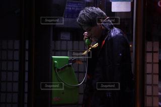 ヴァンパイアの電話の写真・画像素材[856798]