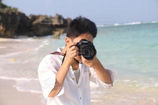 カメラマンの写真・画像素材[1016054]
