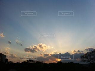 空の雲の写真・画像素材[965071]