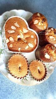 食べ物,スイーツ,ケーキ,おいしい,手作り,マフィン,手作りお菓子,ハート♡