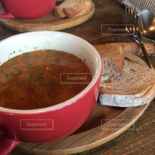 ランチ,スープ,サルーテ