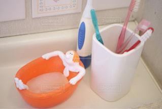 バスルーム,歯ブラシ,洗顔,石鹸,歯磨き,洗面台,bathroom