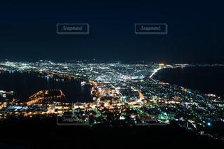 函館・100万ドルの夜景!の写真・画像素材[922173]
