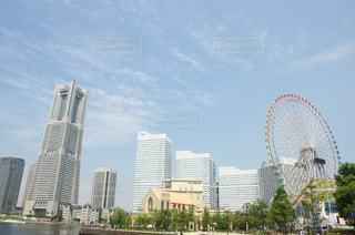青空とみなとみらい - No.1095012