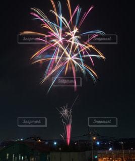 葛飾納涼花火大会の写真・画像素材[1311431]