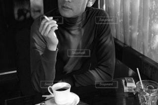 純喫茶にて午後の一服。の写真・画像素材[2890205]