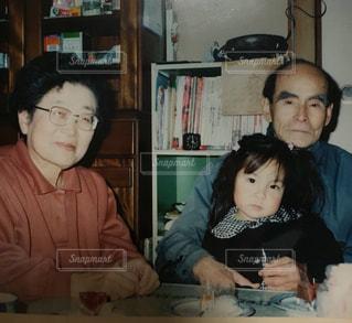 大好きなおじいちゃんとおばあちゃん - No.735532