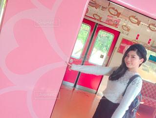めでたい電車の写真・画像素材[865032]