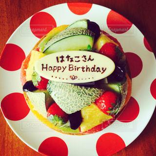 birthday cake♡の写真・画像素材[800771]