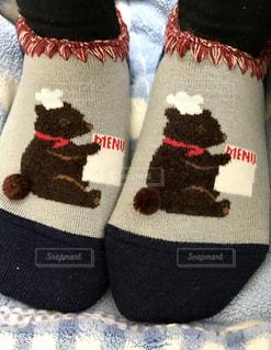 冬の靴下の写真・画像素材[859537]
