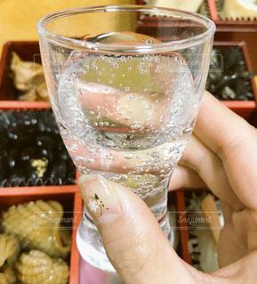 日本酒,お酒,おせち,お正月,元旦,金粉,スパークリング日本酒